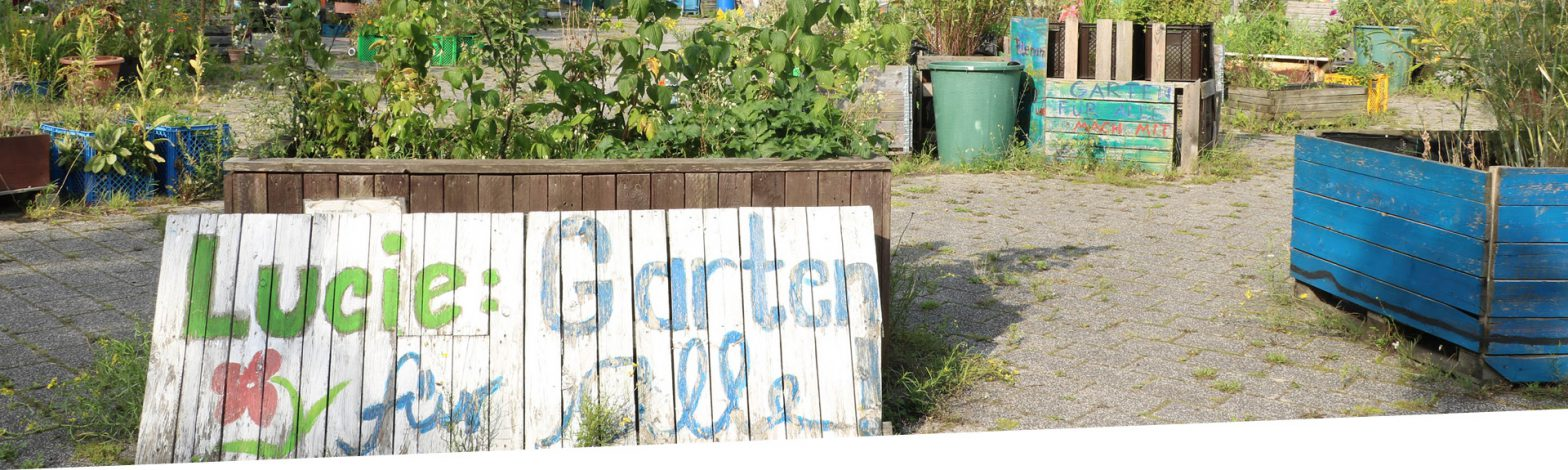 Lucie - Garten für alle